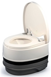 Camco 41535 Portable Travel Toilet - 2.6 Gallons