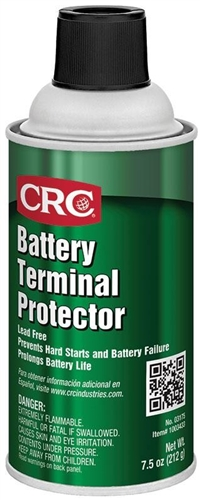 CRC Industries 03175 Battery Terminal Protector - 7.5 Oz