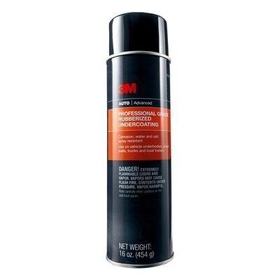 3M 03584 Professional Rubberized Undercoating - 16 Oz
