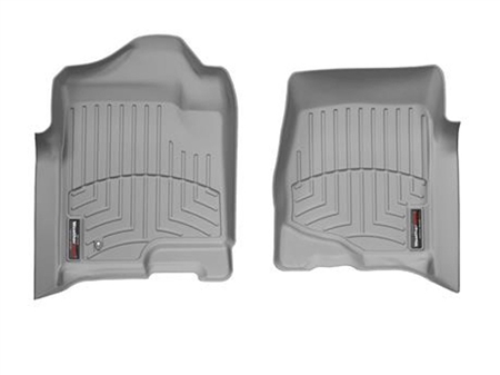 Floor Liner Front Gray - 2007 to 2013 Chevy/GMC/Cadillac