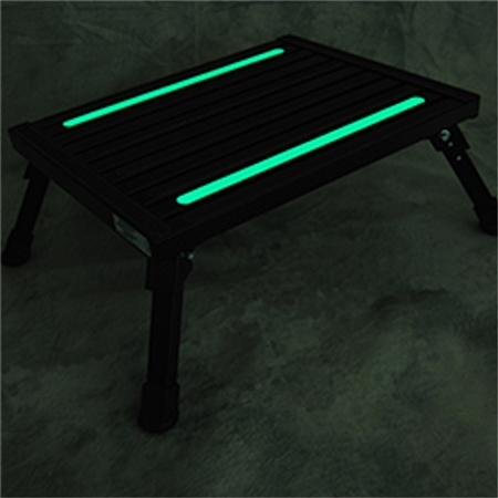 "Safety Step GLO-102705 Safety Step Glow Stripes For 15"" x 19"" RV Step Stool"