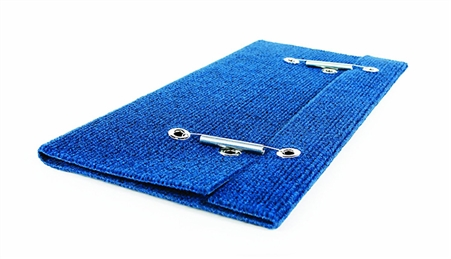 "Camco 42924 18"" RV Step Cover - Blue"