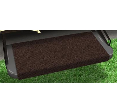 "Prest-O-fit Outrigger 18"" RV Step Cover - Chocolate Brown"