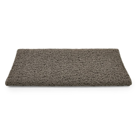 "Camco 42964 Premium RV Step Scrub Rug - 17.5"" x 18"" - Gray"