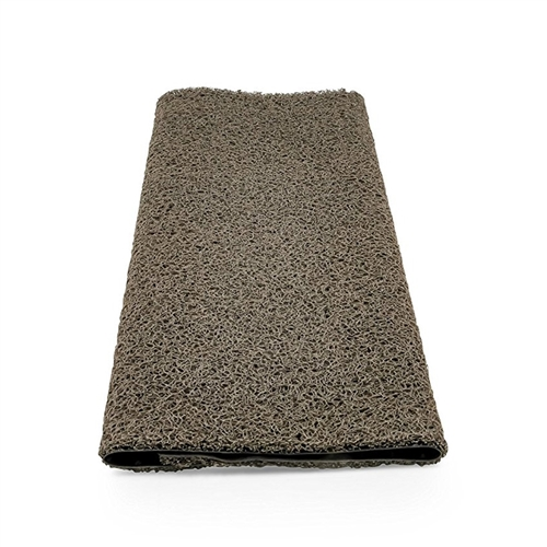 "Camco Wrap Around 23"" RV Step Rug - Gray"