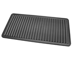 "16"" x 36""  Boot Tray - Black"