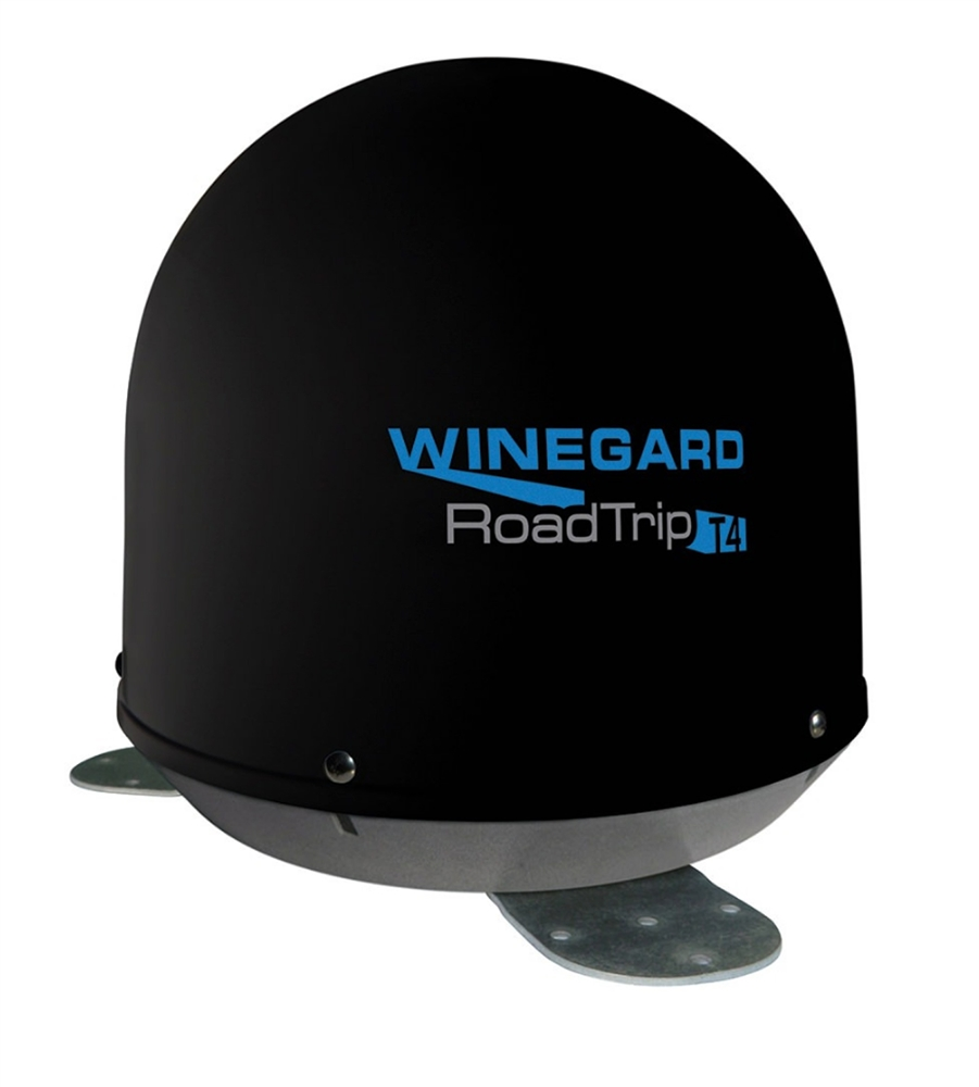Winegard Rt2035t Roadtrip T4 Rv In Motion Satellite Antenna Black Receptacle Wiring