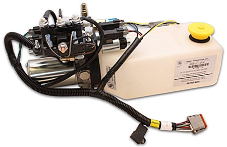 Lippert 045-115128 Gas Pump and Power Unit for Damon Leveling Systems