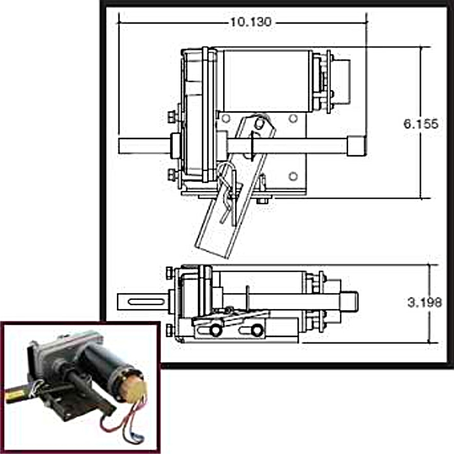 lippert 045 124390 ez bedlift motor assembly Wiring Harness Diagram bed lift wiring diagram