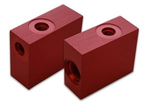 Lippert 136148 Valve Body Restricted Red Hydraulic Slide Out Systems