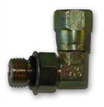 Lippert 045-141020 Hydraulic Fitting, 90 Degree Elbow