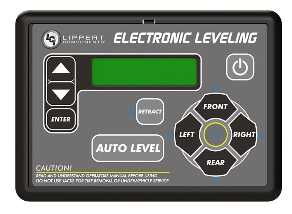 Lippert 421484 Ground Control TT Leveling Touchpad