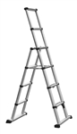 Telesteps 12ES Telescoping Combination Ladder - 12ft