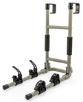 Camco 51492 Ladder Mount Bike Rack - 2 Bikes