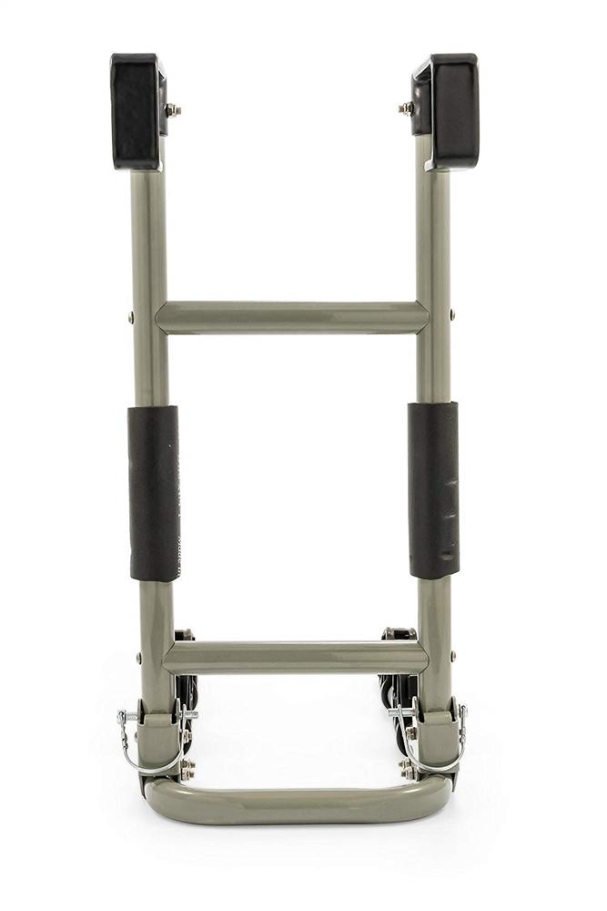 Camco 51492 Ladder Mount Bike Rack 2 Bikes