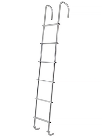 Surco 501l Universal Rv Ladder Hinged