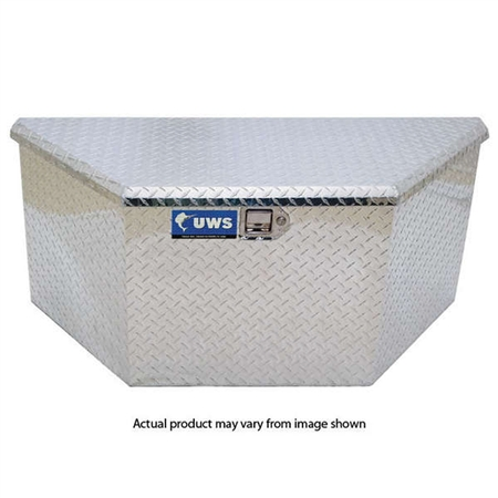 United Welding Services Trailer Tongue Storage Box