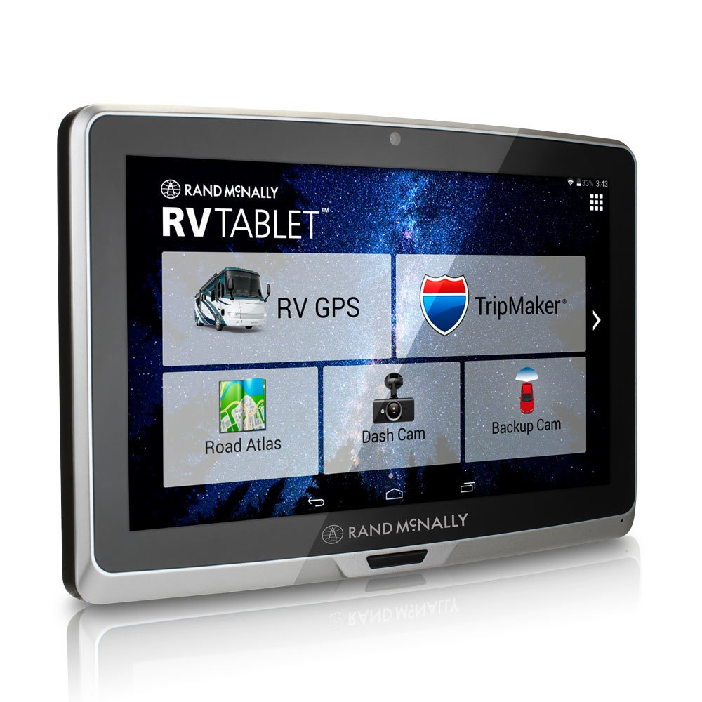Rand Mcnally Gps >> Rand Mcnally 0528018485 Rv Table 70 Gps