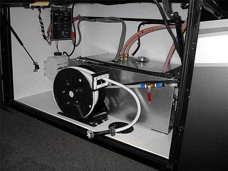 Glendinning 05505 12 35 model m hosemaster rv fresh water for 12 volt hose reel motor