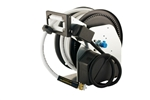 "Glendinning 05506-12-35 Hosemaster RV Fresh Water 5/8"" Hose Reel - 35 Ft"