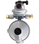 JR Products 07-31525 Compact Automatic Changeover Regulator