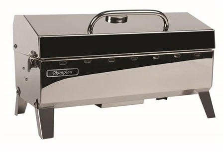 Camco Olympian 4500 Gas RV Grill