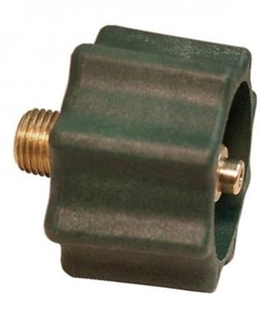 "Marshall Excelsior 1-5/16"" Female ACME x 1/4"" MNPT Quick Closing Coupling Connector - Type 1"