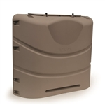 Camco 40530 Heavy Duty RV Propane Tank Cover - Bronze - 30 lbs