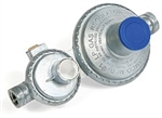 Camco 2-Stage Propane Regulator - Vertical