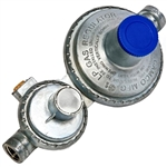 Camco 2 Stage Propane Regulator - Horizontal