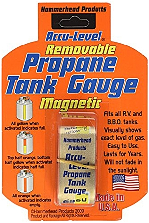 Hammerheads Accu-Level Tank Gauge Magnetic