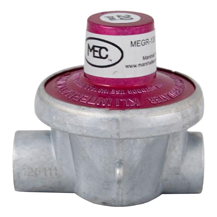 Marshall Excelsior MEGR-130-10 Excela-Flo Economy High Pressure Regulator -  10 PSI