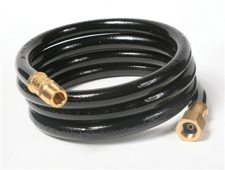"Camco 5' 1/4"" X 1/4"" LP RV Appliance Extension Hose"