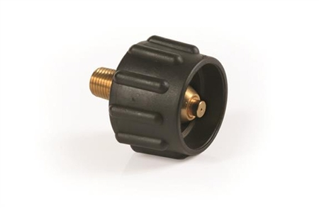 "Camco 1/4"" Lp Gas Acme Nut - Black"