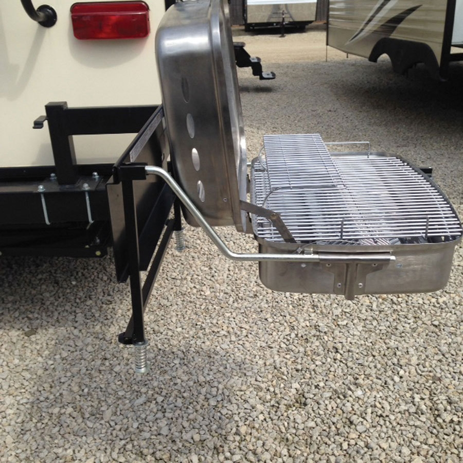 Outdoors Unlimited 52321 Rv Bumper Grill Arm Assembly