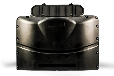 Camco 20 lbs. RV Propane Cover Black