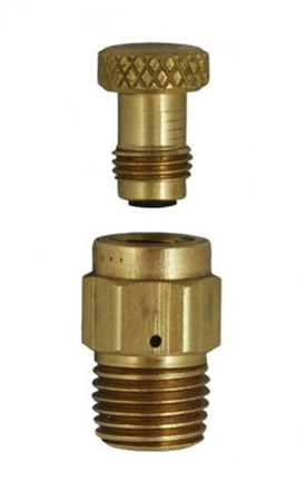 Marshall Excelsior Brass Liquid Level Vent Valve
