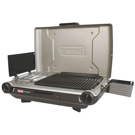 Coleman 2000020925 Camp Propane Grill/Stove+