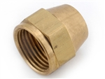 Anderson Brass Flare Nut - 1/4""