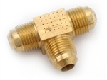 Anderson Brass Flare Tee - 3/8""