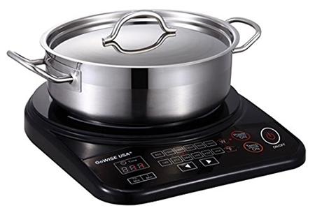 Single Burner Portable Induction Cook Top