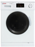 Pinnacle 18-4400W Super Combo RV Washer/Dryer - White
