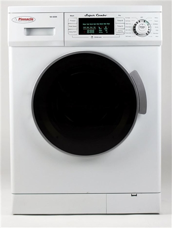 Pinnacle 18-4000W Washer/ Dryer Combo- White