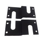 Pinnacle 18-1052 RV Washer/Dryer Floor Mounting Bracket Kit