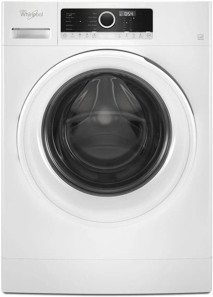 Frontload Washers Whirlpool Wfc7500vw Small Rv Front Load Washer
