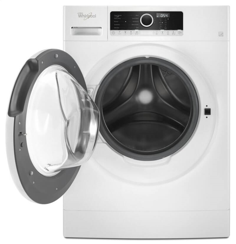 Whirlpool Wfc7500vw Small Rv Front Load Washer