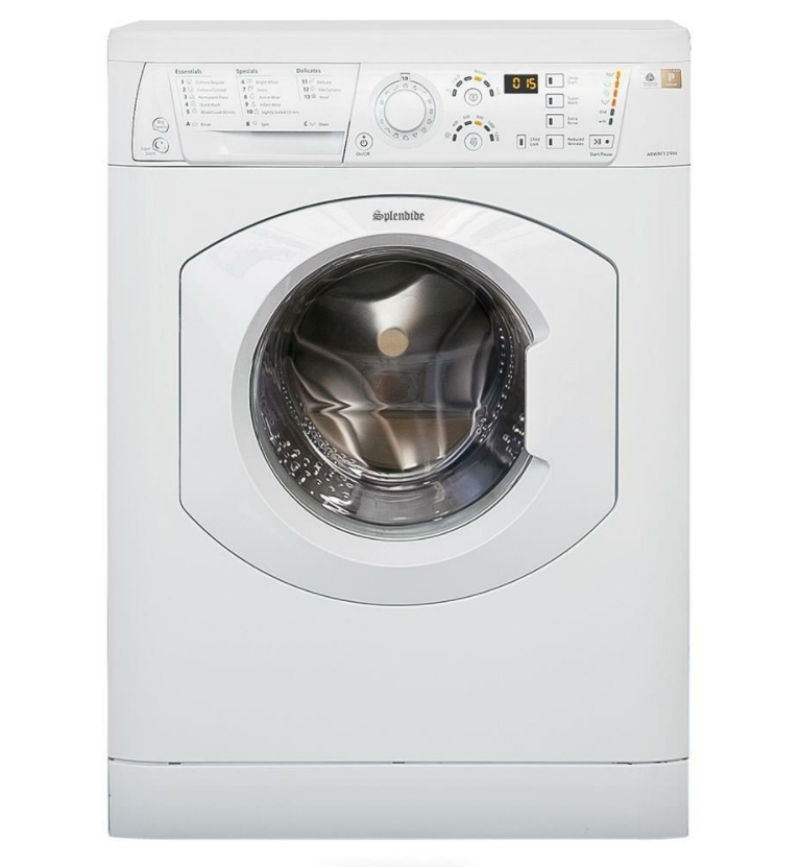splendide arwxf129w ariston stackable rv 24 u0026quot  washer