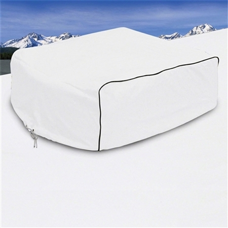 Classic Accessories RV AC Cover White - Carrier Air V