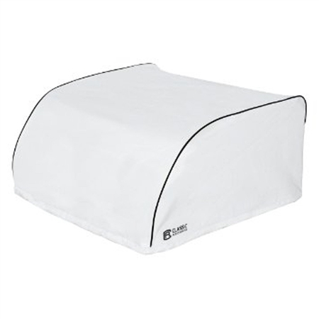 Classic Accessories RV AC Cover White - Briskair II
