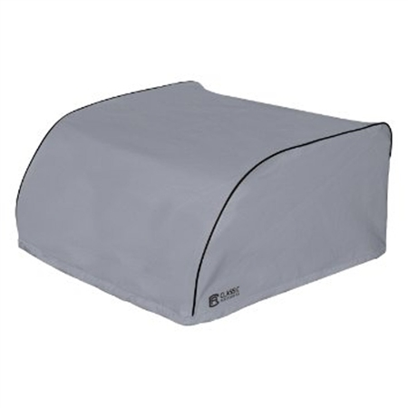 Classic Accessories RV AC Cover Grey - Briskair II